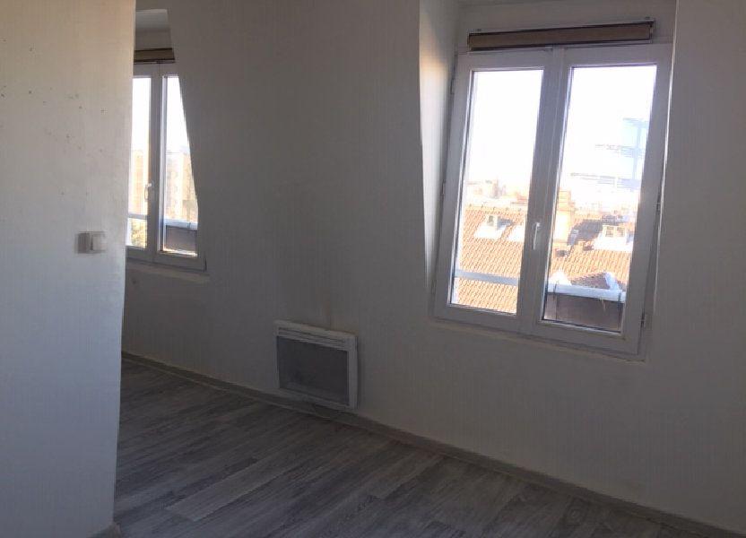 Appartement à louer 16.05m2 à Paris 17