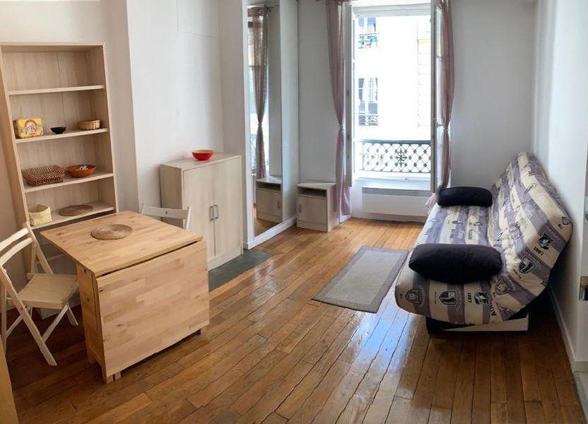 Appartement à louer 18.52m2 à Paris 18
