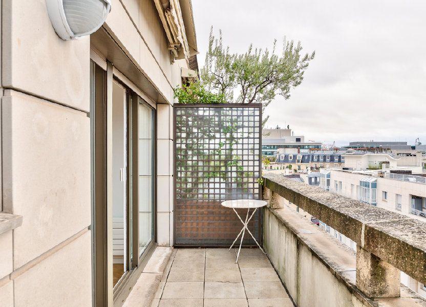 Appartement à louer 20.98m2 à Levallois-Perret