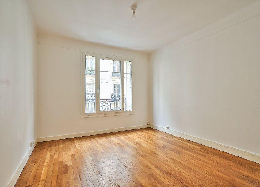Appartement à louer 26.36m2 à Paris 18