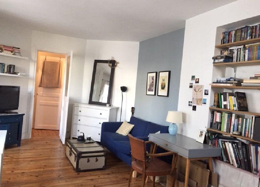 Appartement à louer 31.94m2 à Paris 17