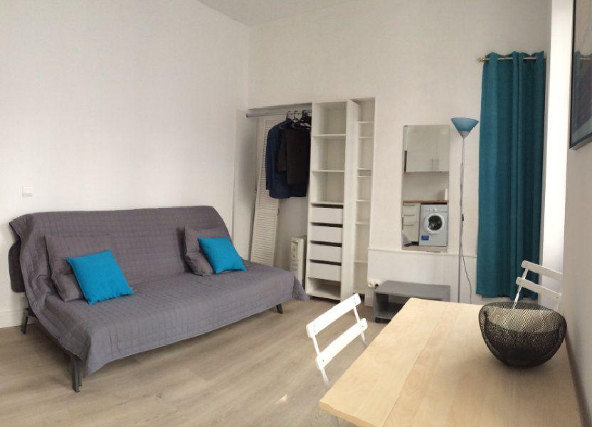 Appartement à louer 20.13m2 à Paris 18