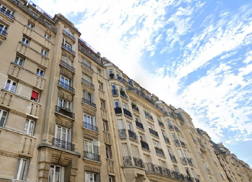 Appartement à vendre 61.54m2 à Paris 17