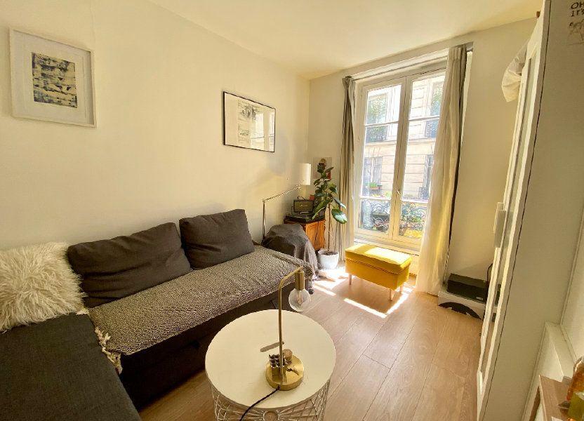 Appartement à vendre 17.09m2 à Paris 18