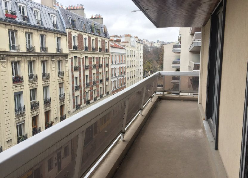 Appartement à louer 41.64m2 à Paris 18