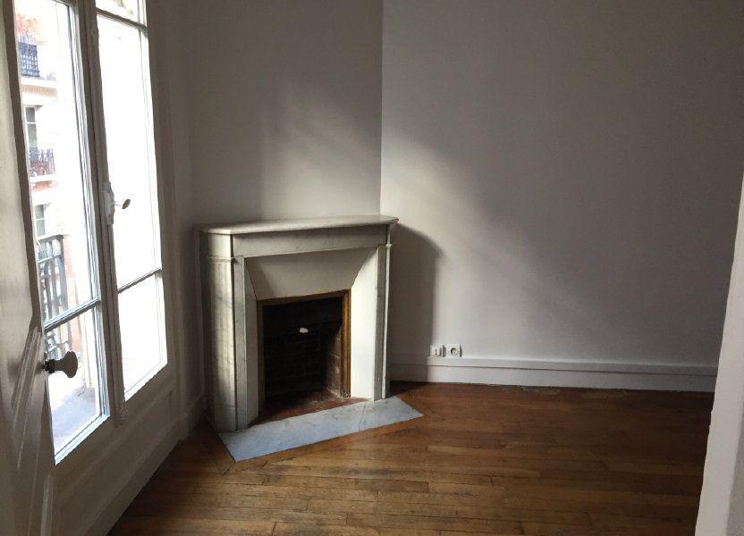 Appartement à louer 35.8m2 à Paris 18