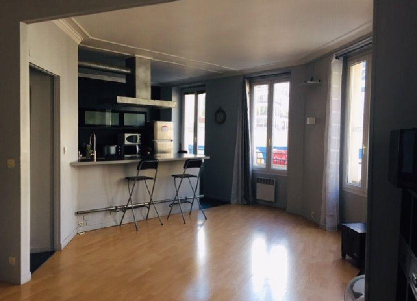 Appartement à louer 60.64m2 à Paris 17