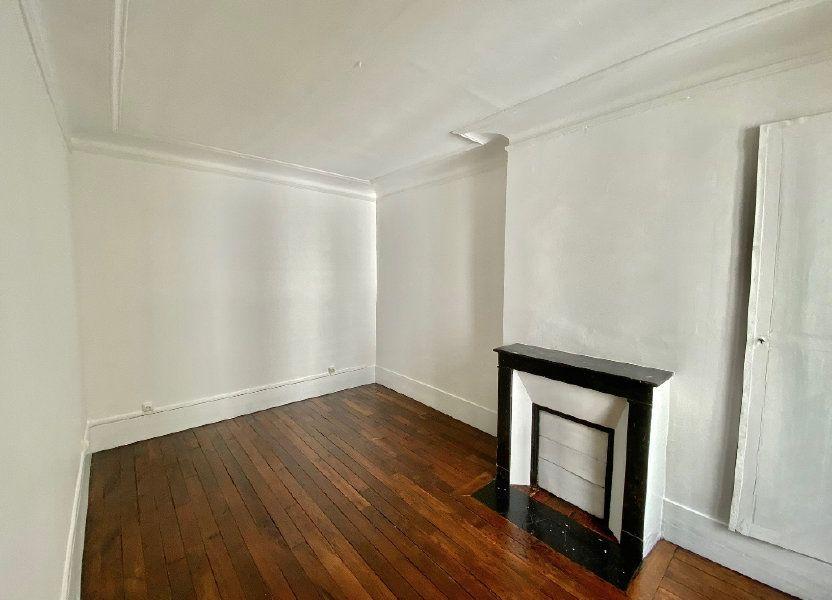 Appartement à vendre 36.6m2 à Paris 18