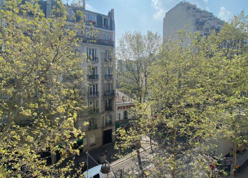 Appartement à vendre 49m2 à Paris 17