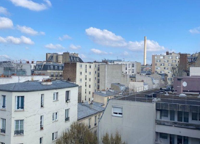 Appartement à louer 29m2 à Paris 18