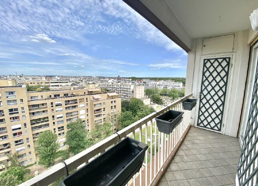 Appartement à vendre 108m2 à Paris 12
