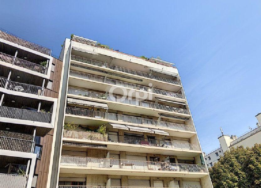 Appartement à vendre 31.35m2 à Paris 15