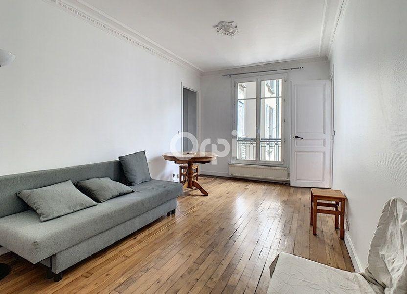 Appartement à vendre 37.5m2 à Paris 15