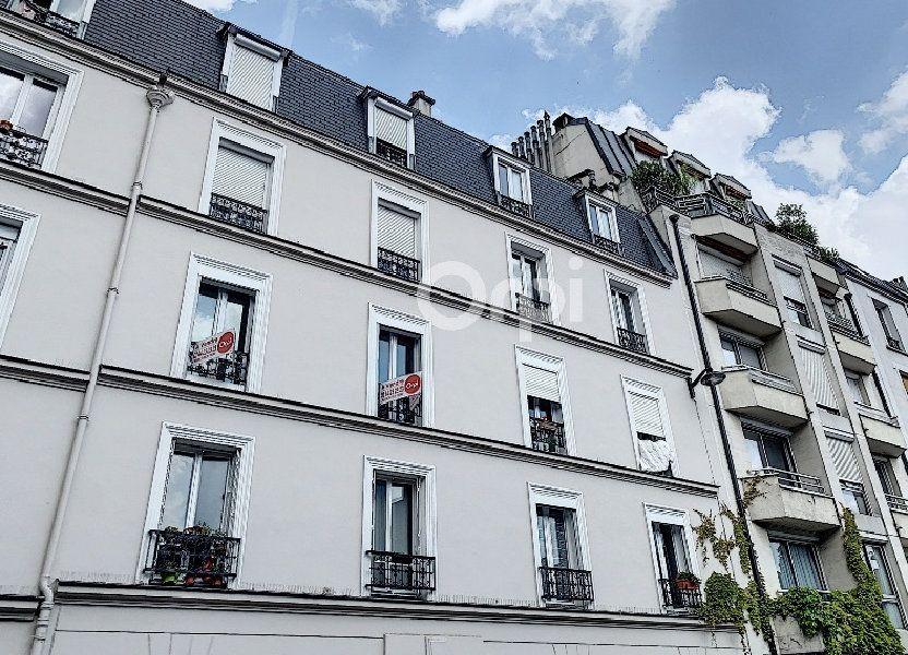 Appartement à vendre 36m2 à Paris 15