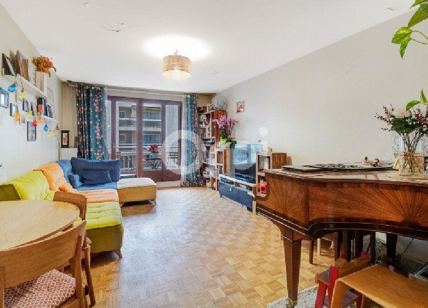 Appartement à vendre 66m2 à Paris 15