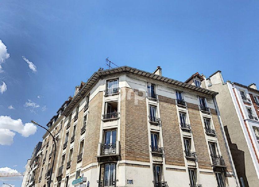 Appartement à vendre 86.74m2 à Vanves