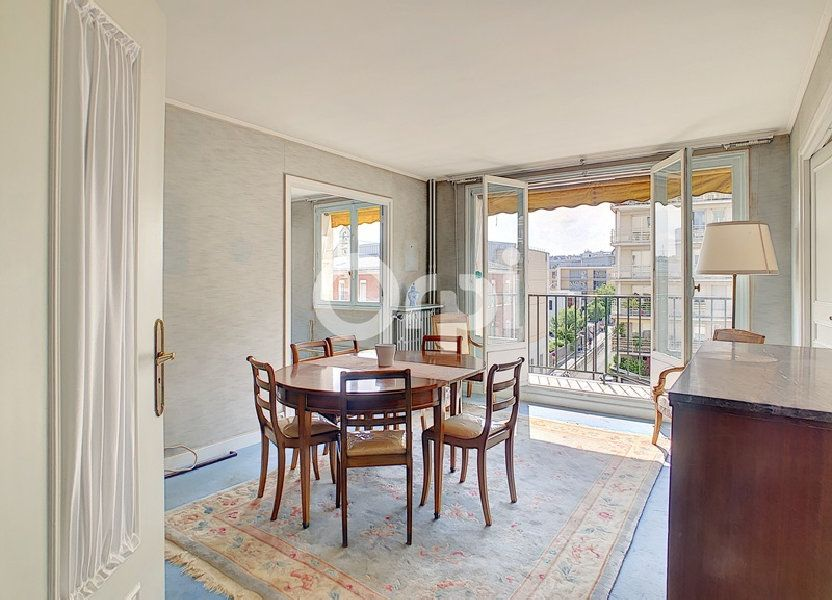 Appartement à vendre 89.4m2 à Paris 15