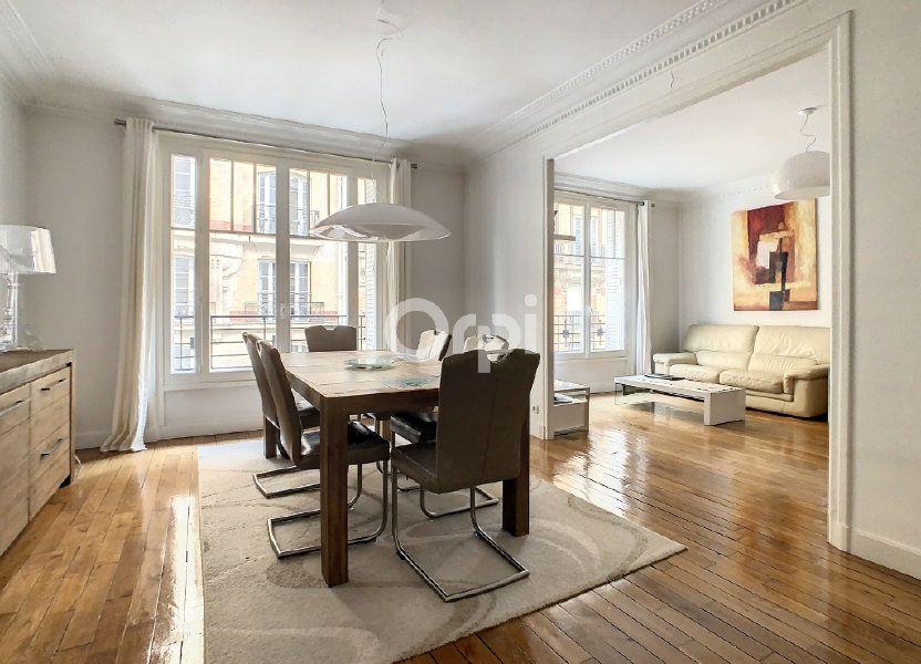 Appartement à vendre 90m2 à Paris 15