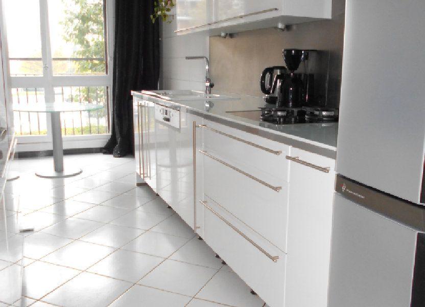 Appartement à vendre 81.53m2 à Les Ulis