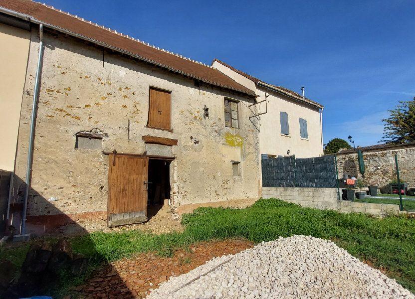 Maison à vendre 146m2 à Chailly-en-Brie