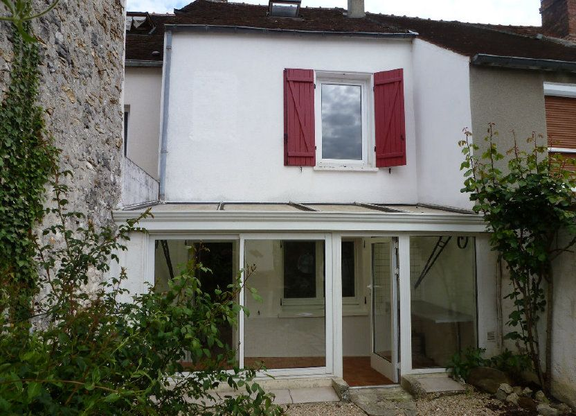 Maison à louer 75m2 à Jouy-sur-Morin