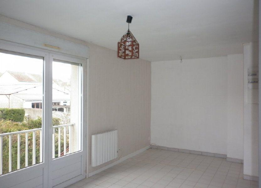 Appartement à louer 34.88m2 à Mouroux