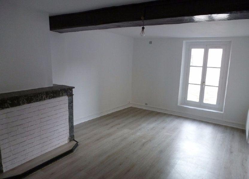 Immeuble à vendre 82m2 à La Ferté-Gaucher