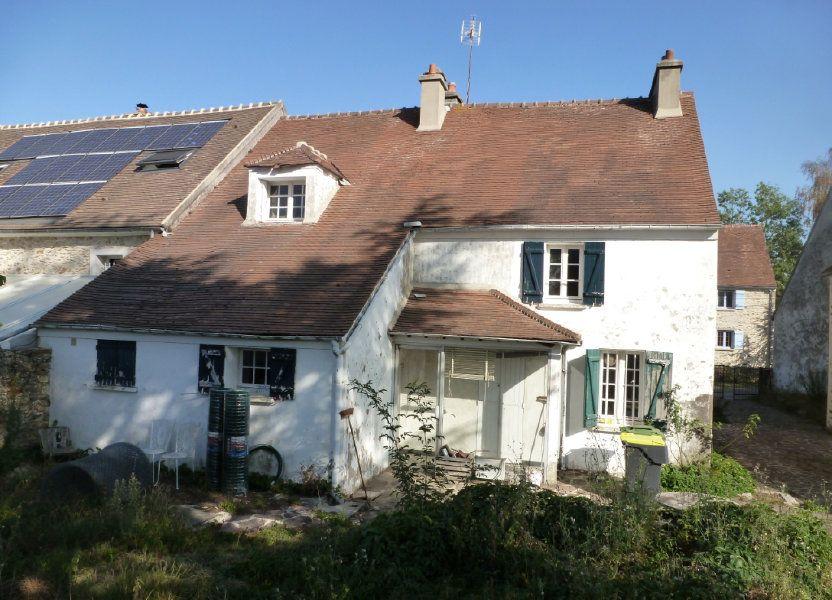 Maison à vendre 101m2 à Coulommiers