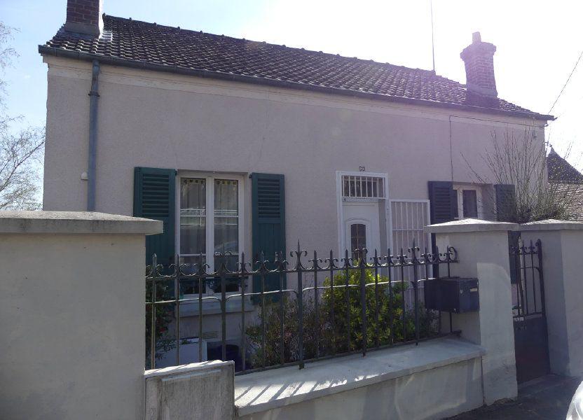 Maison à vendre 118m2 à Coulommiers