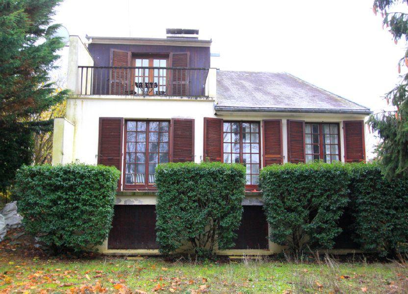 Maison à vendre 155m2 à Les Mureaux