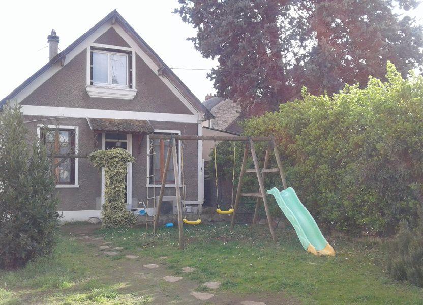 Maison à vendre 85m2 à Les Mureaux
