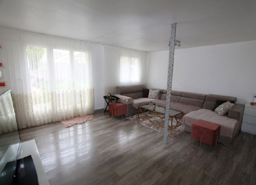 Maison à vendre 90.81m2 à Les Mureaux