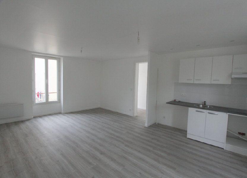 Appartement à louer 56.4m2 à Les Mureaux