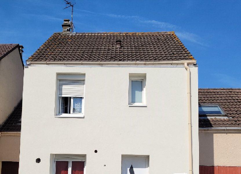 Maison à vendre 84m2 à Les Mureaux