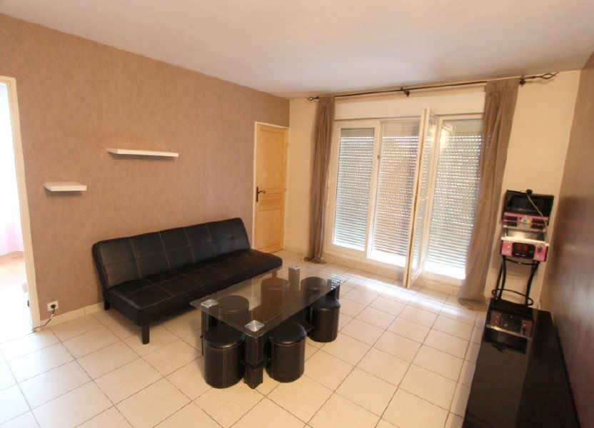 Appartement à louer 42.51m2 à Les Mureaux