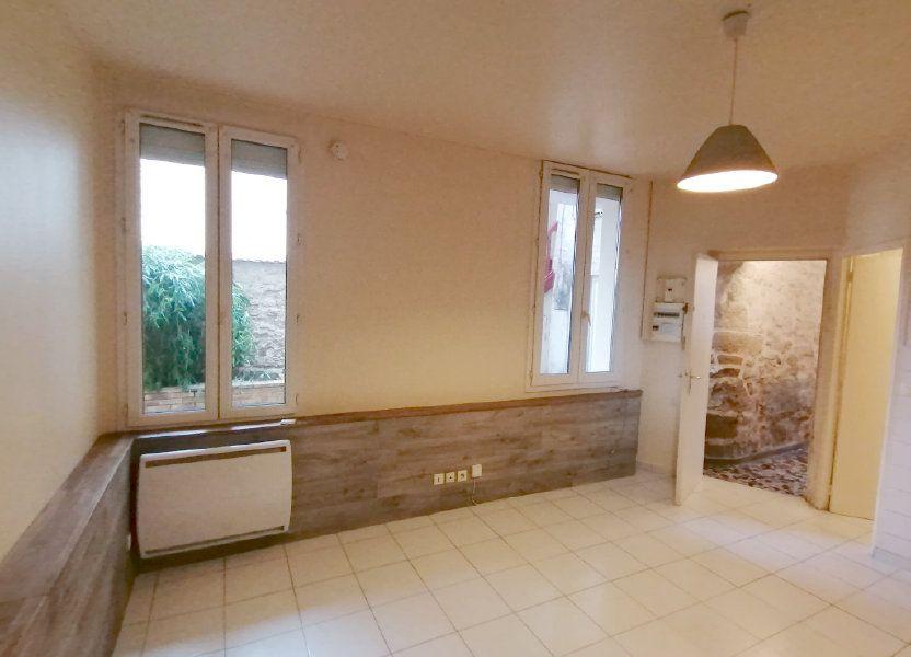 Appartement à louer 18.06m2 à Meulan-en-Yvelines