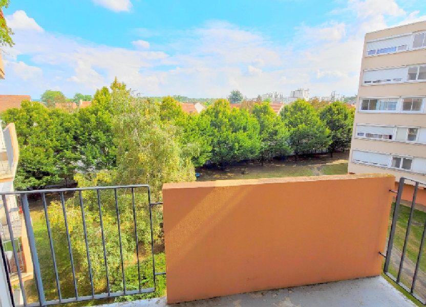 Appartement à louer 66.6m2 à Les Mureaux