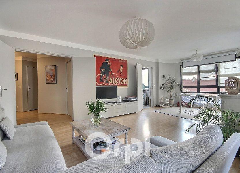 Appartement à vendre 96m2 à Boulogne-Billancourt