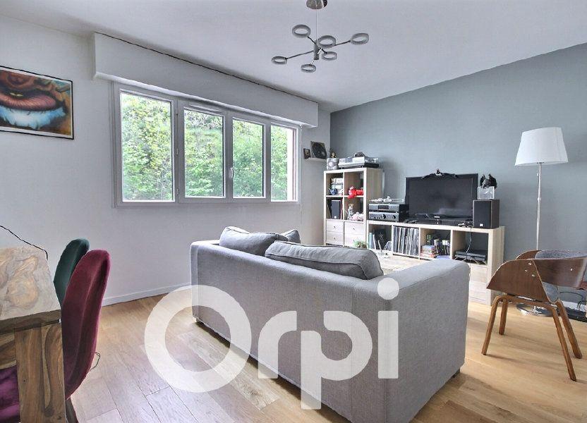 Appartement à louer 60.04m2 à Chaville
