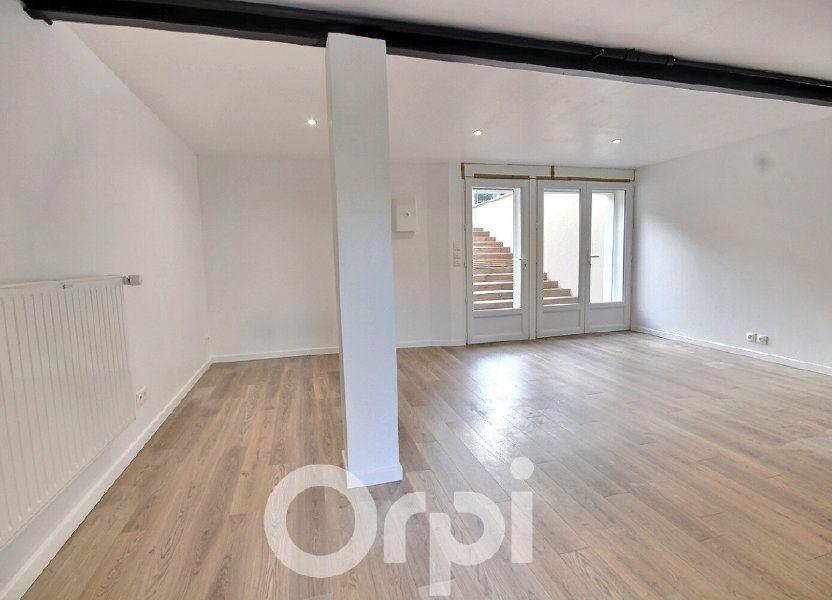 Maison à vendre 90m2 à Chaville