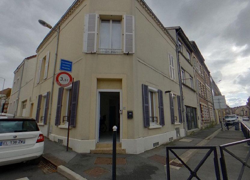Appartement à vendre 62m2 à Épernay