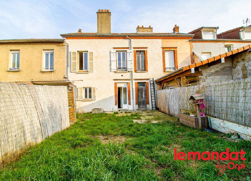 Maison à vendre 107m2 à Épernay
