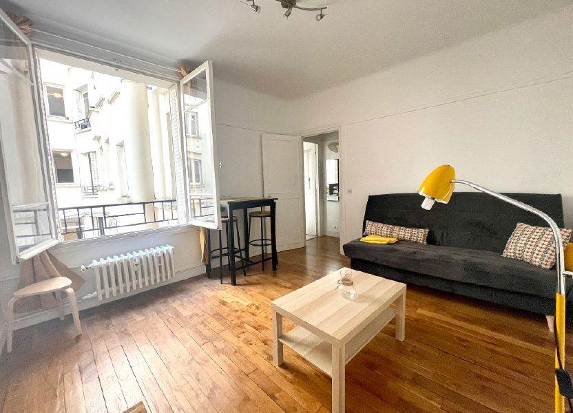 Appartement à louer 23.99m2 à Paris 19