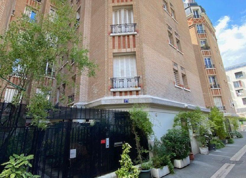 Appartement à vendre 44.74m2 à Paris 20