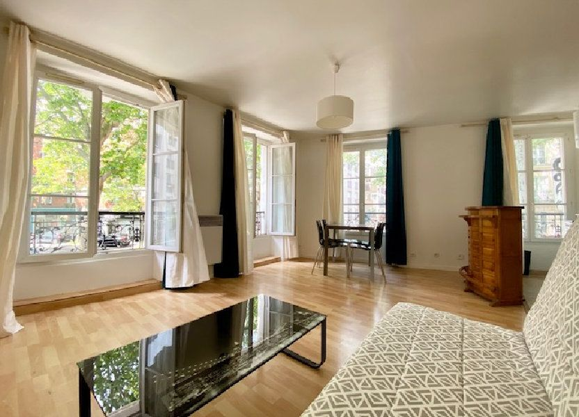 Appartement à louer 23.74m2 à Paris 19