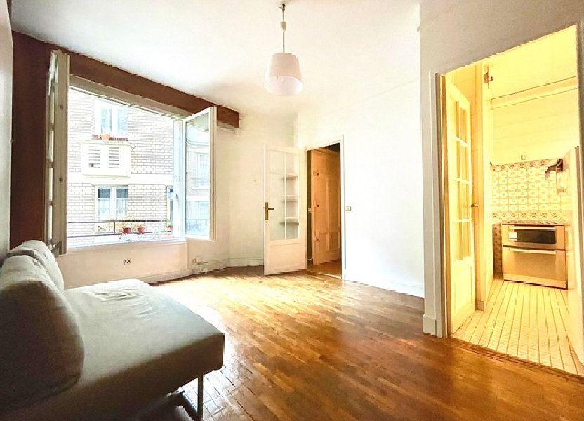 Appartement à vendre 24.17m2 à Paris 19