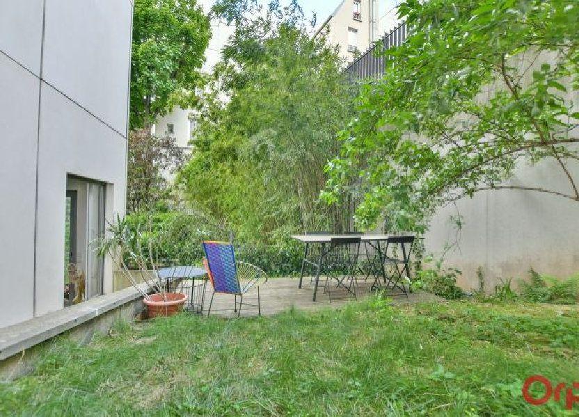Appartement à vendre 69.28m2 à Paris 19
