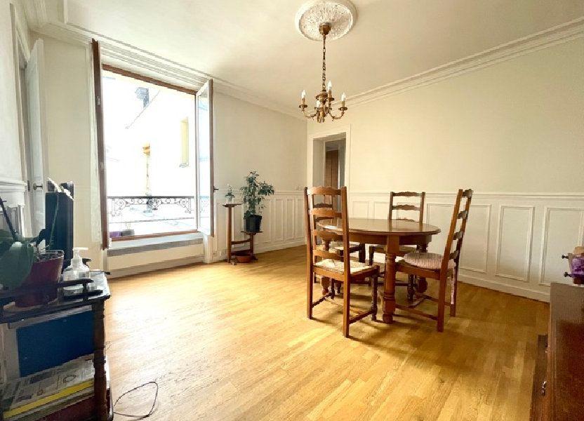 Appartement à vendre 60.3m2 à Paris 10