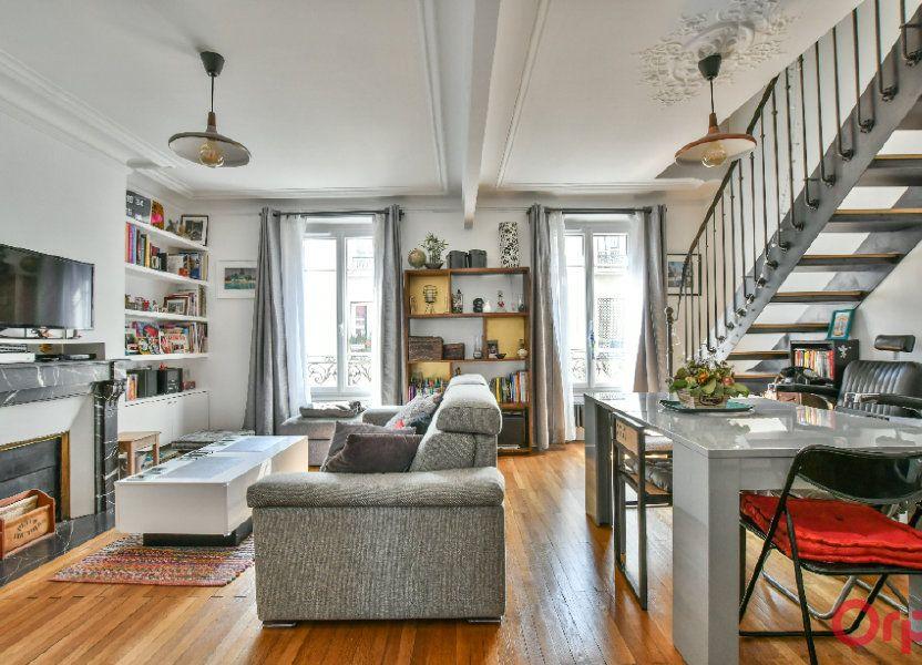 Appartement à vendre 132m2 à Vincennes