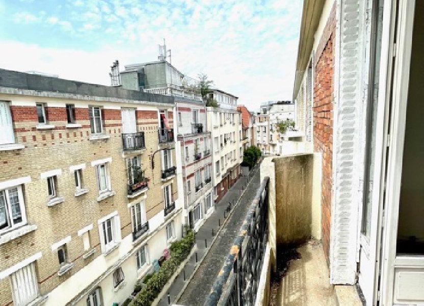 Appartement à vendre 34.74m2 à Paris 19